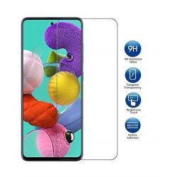 Samsung Galaxy A71 Tempered...