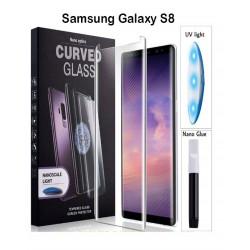 Samsung Galaxy S8 UV Glue...